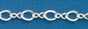 Figure Eight Charm 050 6 Inch Long and 5mm Width  Photo Main