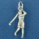 Golf Charm Sterling Silver Image