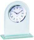 Glass Table Alarm Clock