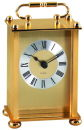 Gold Carriage Clock