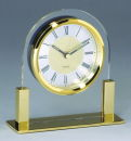 Table Clock in Gold