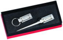 Letter Opener and Key Holder Gift Set