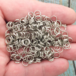 Split Rings 6mm 22 Gauge Bulk pack of 250