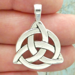 Celtic Knot Pendants Wholesale in Antique Silver Pewter Circle of Life
