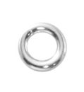 Jumpring Open 6mm Sterling Silver Sold 1 Per Package Number 051 Wire